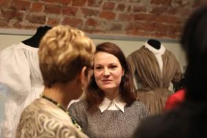 Treffen mit Anna Moryto