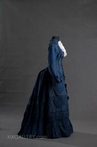 Kleid um 1875 – 1884