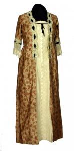 Tageskleid um 1800 - 1914